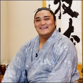 イケメンなお相撲さんの隠岐の海