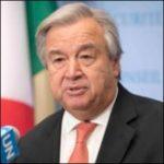 グテーレス国連事務総長の出身国と経歴は?人間力は?